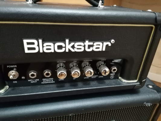 Mini-Stack Blackstar HT-1RH + Pantalla HT-110
