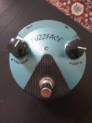 Dunlop Mini Fuzz Face Jimi Hendrix