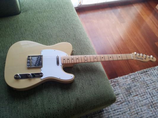 Fender Telecaster USA 52 Korina