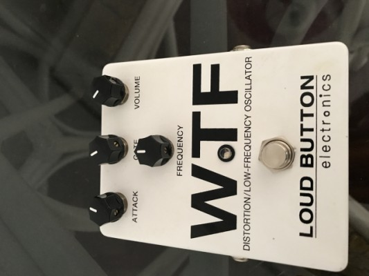O cambio loud button wtf