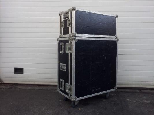 Flight Cases profesionales (4x12+cabezal)