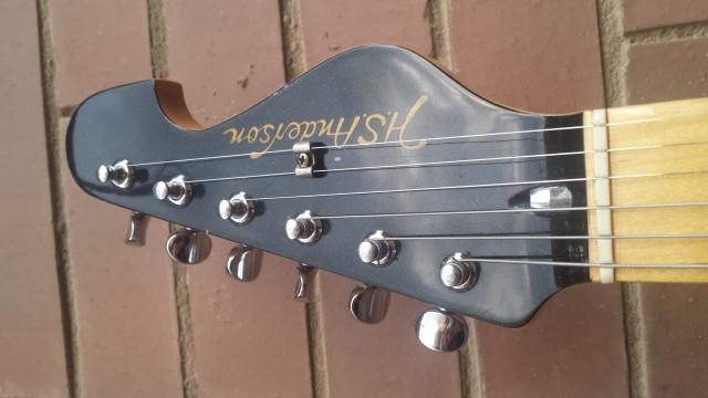 H.S. Anderson Stratocaster