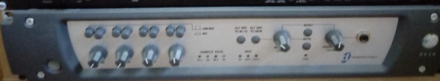 Tarjeta de audio DIgidesign 002 R