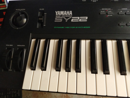 Yamaha sy 22