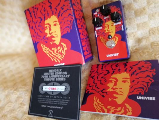Dunlop Jimi Hendrix Unive