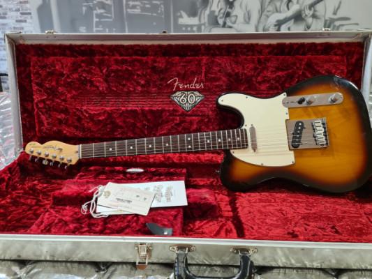 Fender telecaster usa 60th diamond series