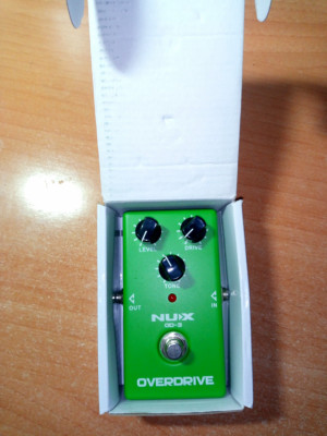 Pedal Nux OD-3 OverDrive