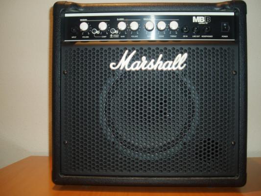 Amplificador para bajo Marshall MB15