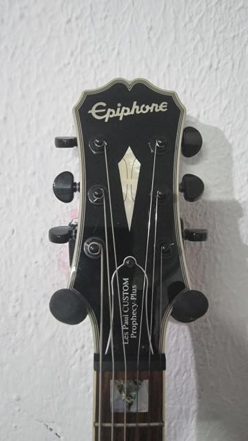 Epiphone Les Paul Custom Prophecy Plus EX