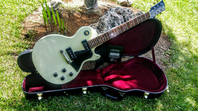 Gibson les paul special sc VOS custom shop 1960