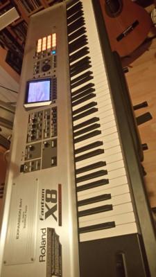 Roland FANTOM X8 + Extras!!