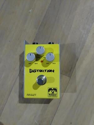 Palmer Pocket Distortion - Pedal Distorsión Guitarra