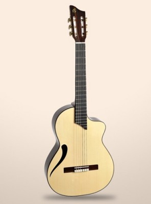 Guitarra clásica Francisco Bros Inti