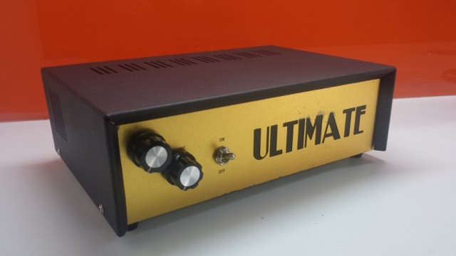ULTIMATE ATTENUATOR ( DUAL VOLUMEN SWITCHABLE )
