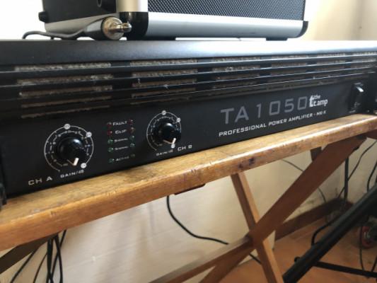 Etapa de potencia the t.amp TA 1050 MK-X