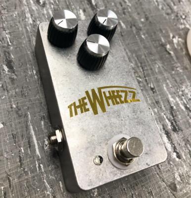 The Wheezz - Pedal fuzz Wheel Sound Studio