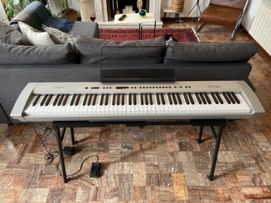 Piano Digital TECHNICS SX-P50 + soporte + funda