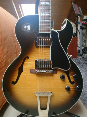 Vendo Gibson 175 Custom Shop