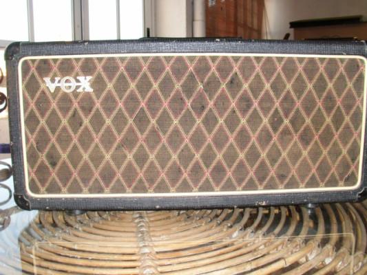 Vox ac50 + bafle original.