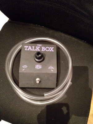 Talk Box Heil Sound HT-1 principios de los 90