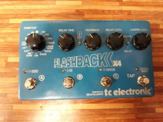 TC electronic Flashbackx4 delay