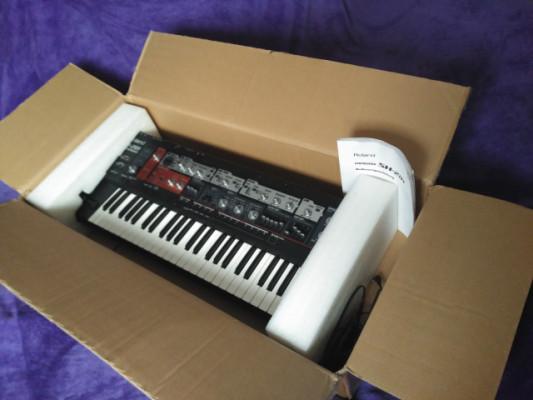 (RESERVADO) Roland SH 201 sintetizador modelado analogico