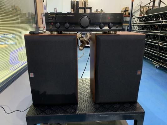 Equipo Hi-Fi Pioneer + bafles JBL