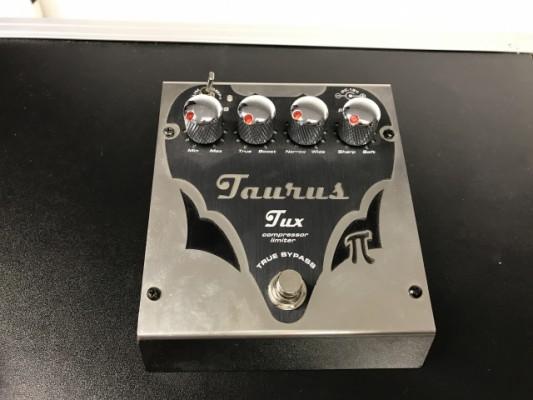 Compresor / Limitador TAURUS TUX Silver Line