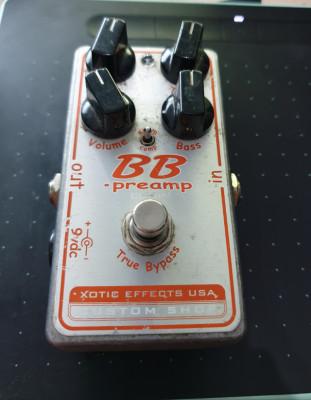 BB Preamp Custom Comp