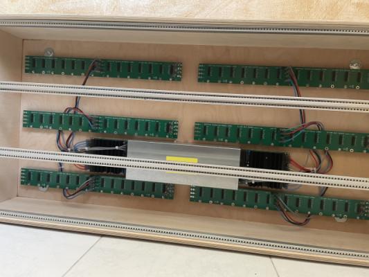 Eurorack Case Doepfer A-100LMS9 3Ux168hp