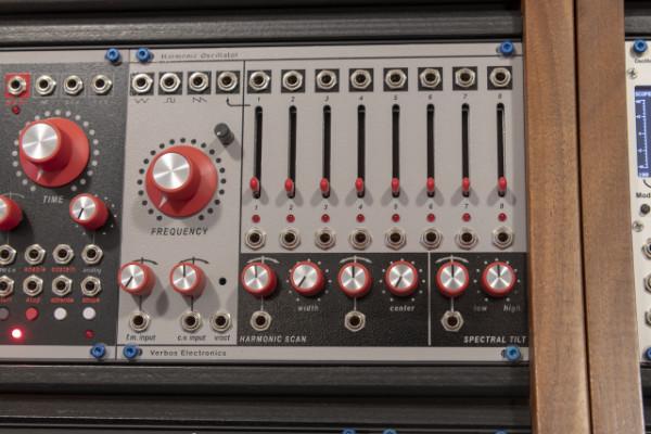 Módulo Eurorack // Verbos Electronics Harmonic Oscillator // Envío Incluido