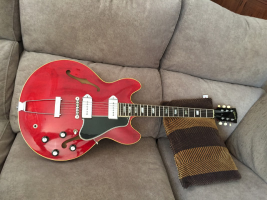 Ofertón; Gibson ES 330 del 65-66