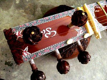 Sitar Nitai Chandra Custom Varanasi