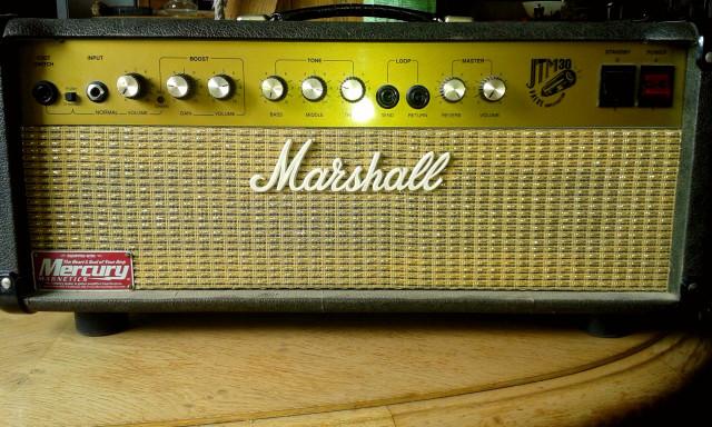 Marshall JTM30 Cabezal