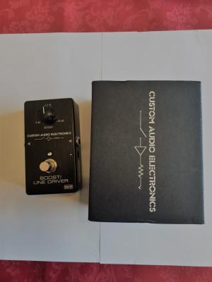 BOOSTER MXR 401 (Custom Audio Electronics)