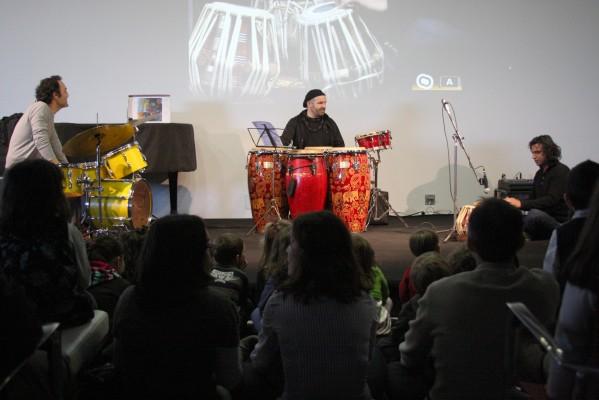 Clases  grupales de Percusión, plaza Pontevedra-A Coruńa.35/mes. Titulado Superior en jazz