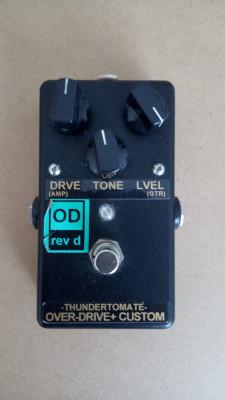 Thundertomate Overdrive+ (Rev d)