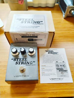Vertex Steel String