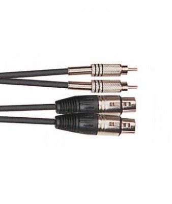 YELLOW CABLE ECO K10-3