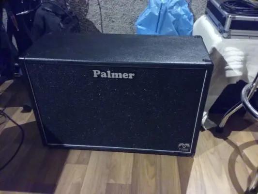 Pantalla Palmer CAP 212 B + Altavoces Aria - Amplificador Guitarra