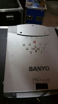 PROYECTORES DE VIDEO SANYO