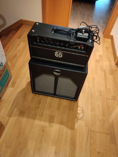 65 Whiskey amp