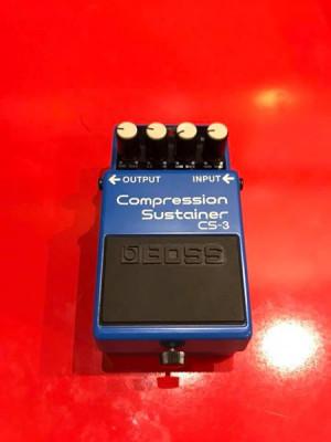 Boss CS-3 Compressio Sustainer