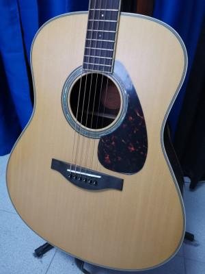 Electro acústica Yamaha LL6RM ARE (video)