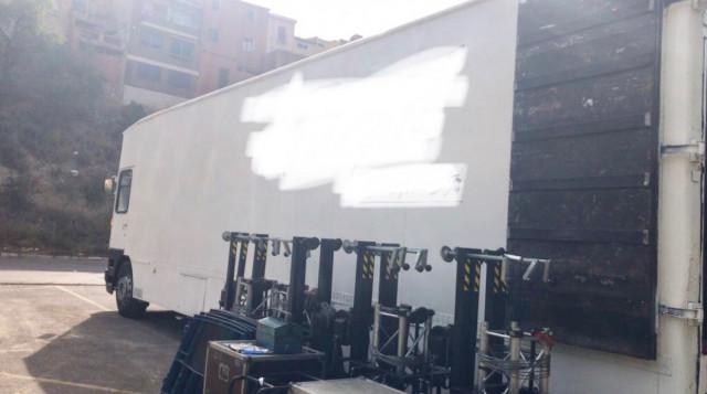 camion rigido 7 plazas 6 literas