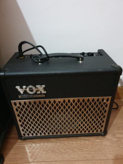 Vendo VOX valvetronic AD15VT