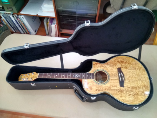 Guitarra electro/acústica Ibanez EW20ASE-NT