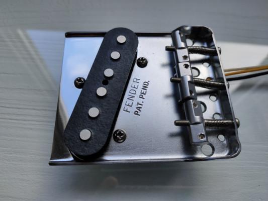 Kit Telecaster DAWGTOWN Puente/Pastillas/Selletas
