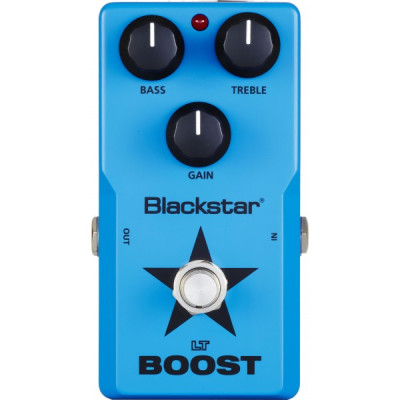 Pedal Blackstar LT Boost - B-stock