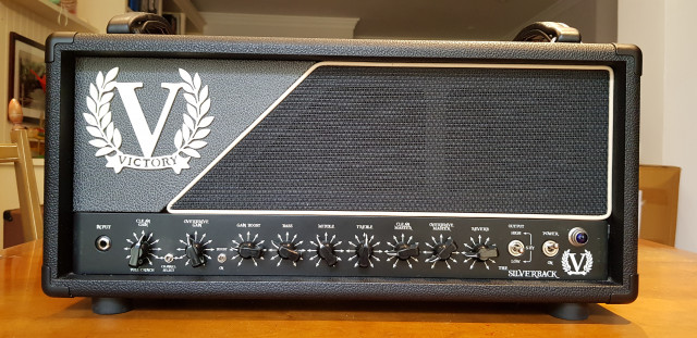 Victory Amps  Silverback 50W**875€**
